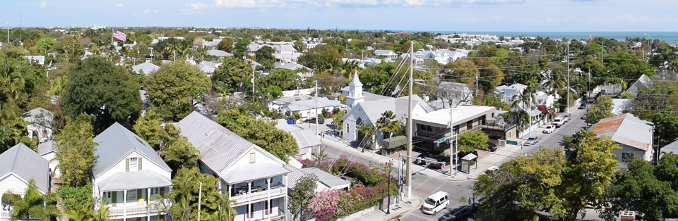 hotels based in key west